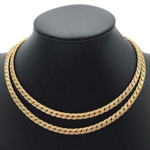 "Monet 30"" Gold-Tone Chain Necklace"